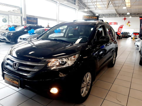 HONDA CRV EXL 2WD AUTOMATICO