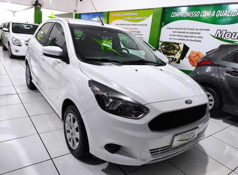 FORD KA 1.5 SE 16V FLEX 4P MANUAL