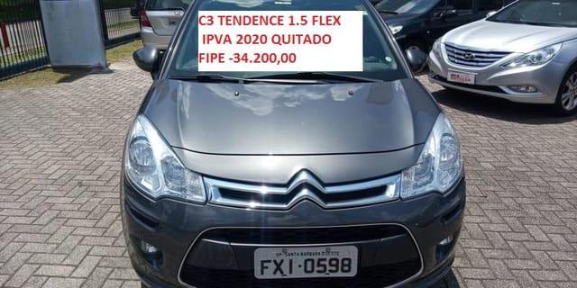 CITROEN C3 TENDANCE 1.5 8V