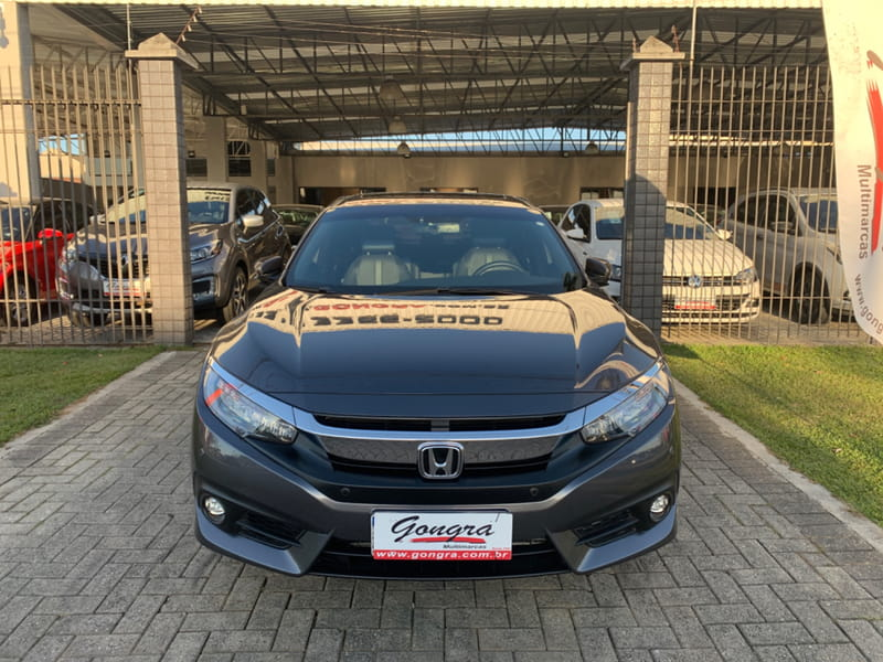 HONDA CIVIC TOURING CVT