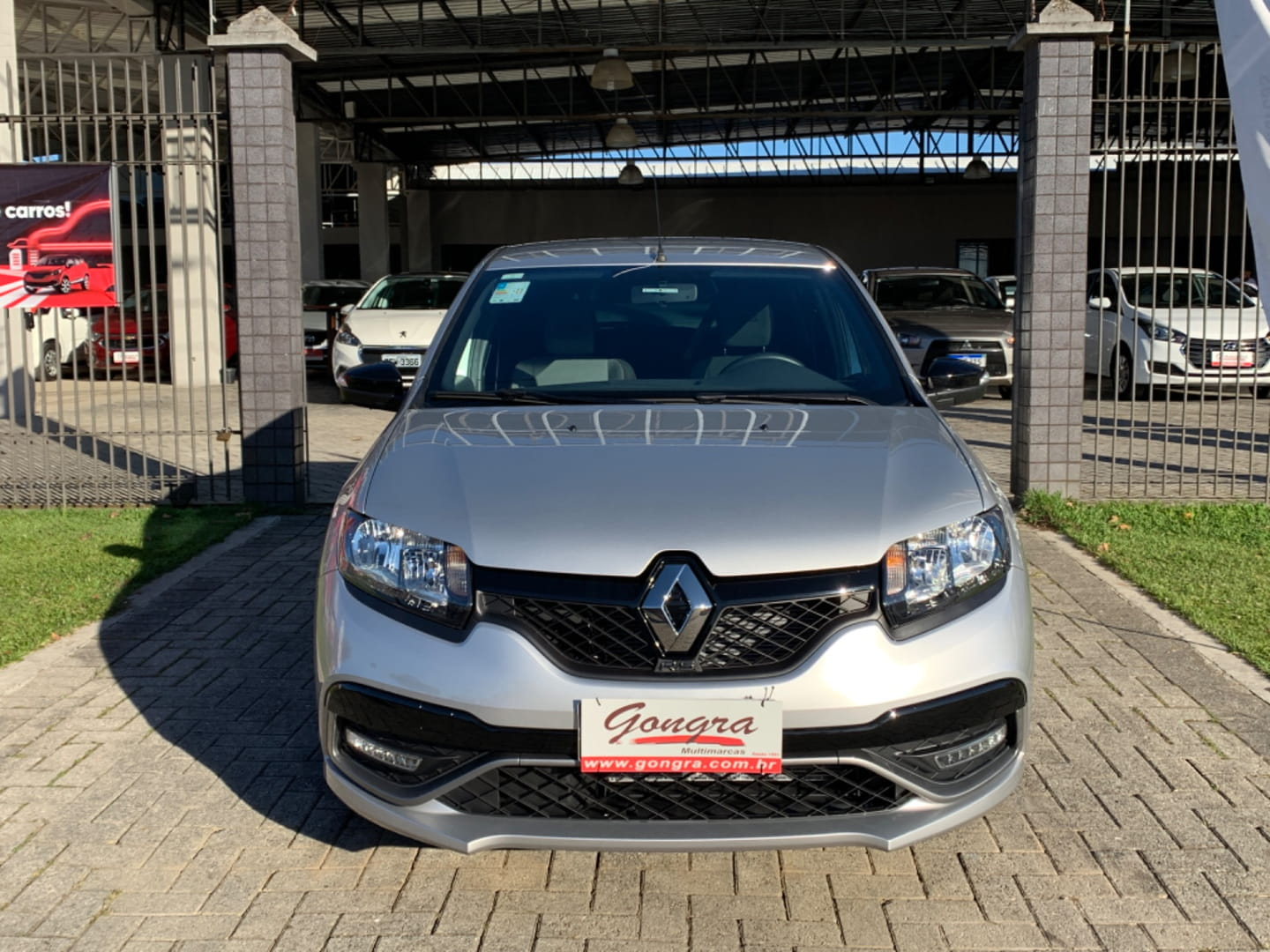 RENAULT SANDERO RS Racing Spirit Flex 2.0 16V 5p