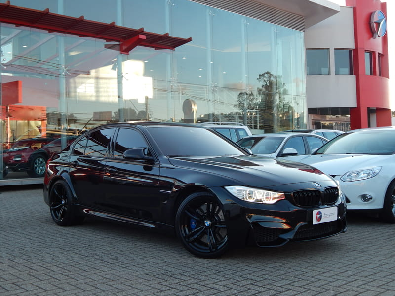 BMW M3 SEDAN 3.0 BI-TURBO 24V 4P