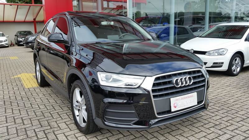 AUDI Q3 AMBIENTE STRONIC 1.4 TFSI
