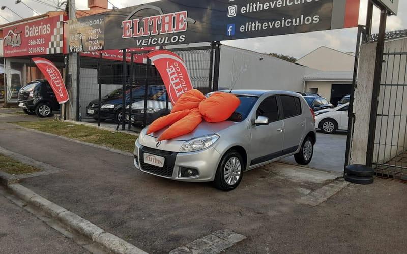 RENAULT SANDERO PRI 16HP