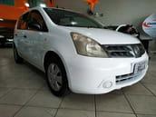 2012 NISSAN LIVINA 1.6 16V FLEX 4P