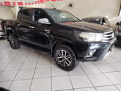 2017 TOYOTA HILUX 2.7 CD SR 4X2 FLEX
