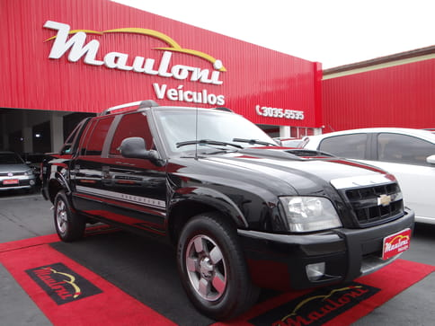 CHEVROLET S-10 EXECUTIVE (C.DUP) 4X2 2.4 8V FLEX