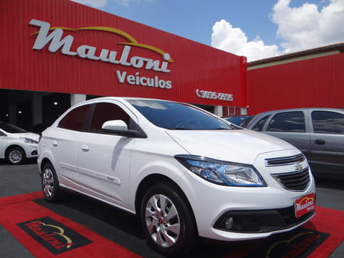 CHEVROLET PRISMA 1.4 LT 8V FLEX MANUAL