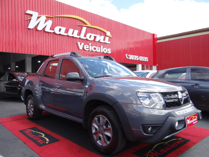 RENAULT DUSTER OROCH Dyna 2.0 16V Aut