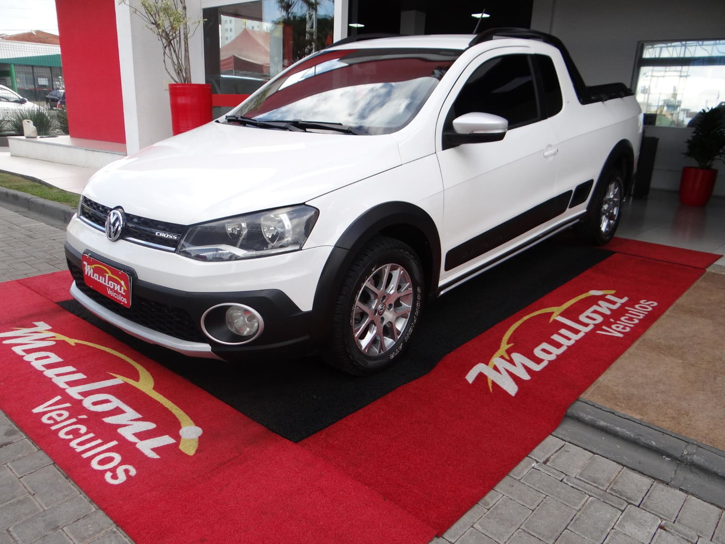VOLKSWAGEN SAVEIRO CROSS CE 1.6 8V TOTAL FLEX