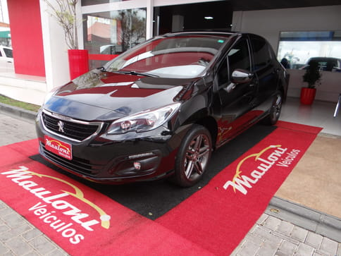 PEUGEOT 308 BUSINESS 1.6 TURBO FLEX 16V 5P AUT