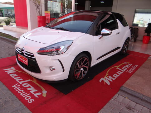 CITROEN DS3 1.6 TURBO 16V 165 CV