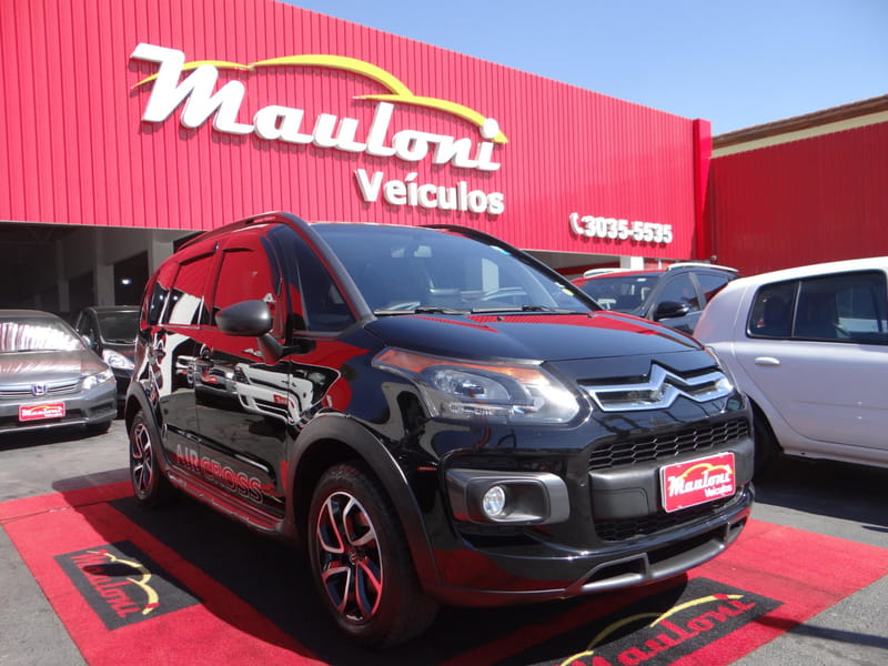 CITROEN AIRCROSS TENDANCE 1.6 FLEX 16V 5P AUT.