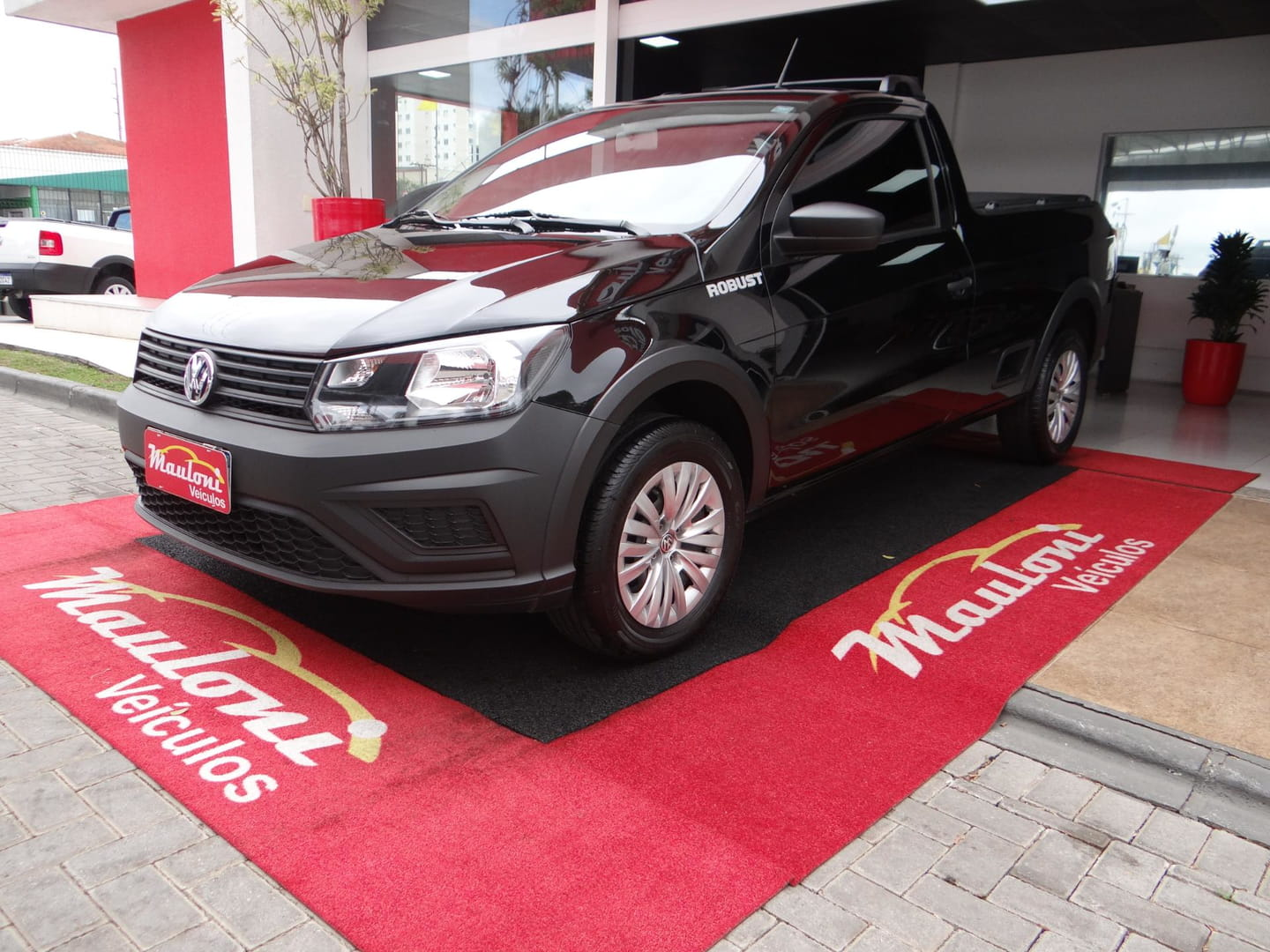 VOLKSWAGEN Saveiro Robust 1.6 Total Flex 8V