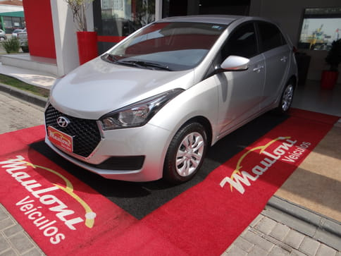 HYUNDAI HB20 1.0 CONFORT PLUS