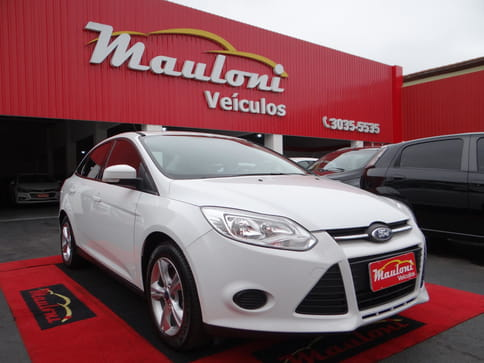 FORD FOCUS SEDAN S 1.6 16V
