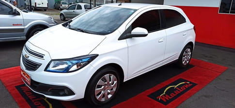 CHEVROLET ONIX HATCH LT 1.4 8V FLEXPOWER 5P AUT