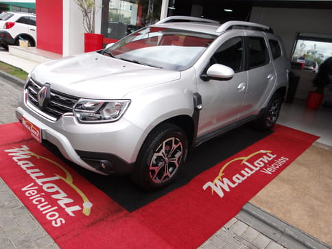 RENAULT DUSTER ICONIC 1.6 CVT FLEX