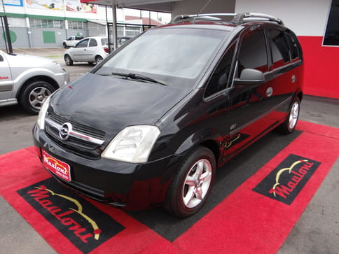 CHEVROLET MERIVA FLEXPOWER JOY 1.8 8v 4p