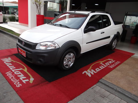 FIAT STRADA WORKING CD