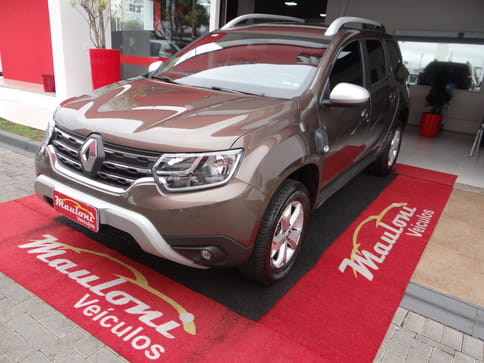 RENAULT DUSTER INT16 CVT