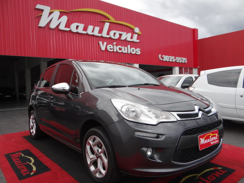 CITROEN C3 EXCLUSIVE 1.6 16V  AUT