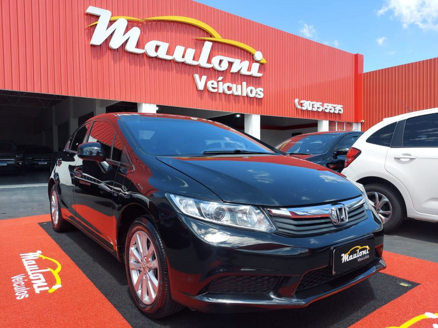 HONDA CIVIC SEDAN LXS 1.8 16V AUT.