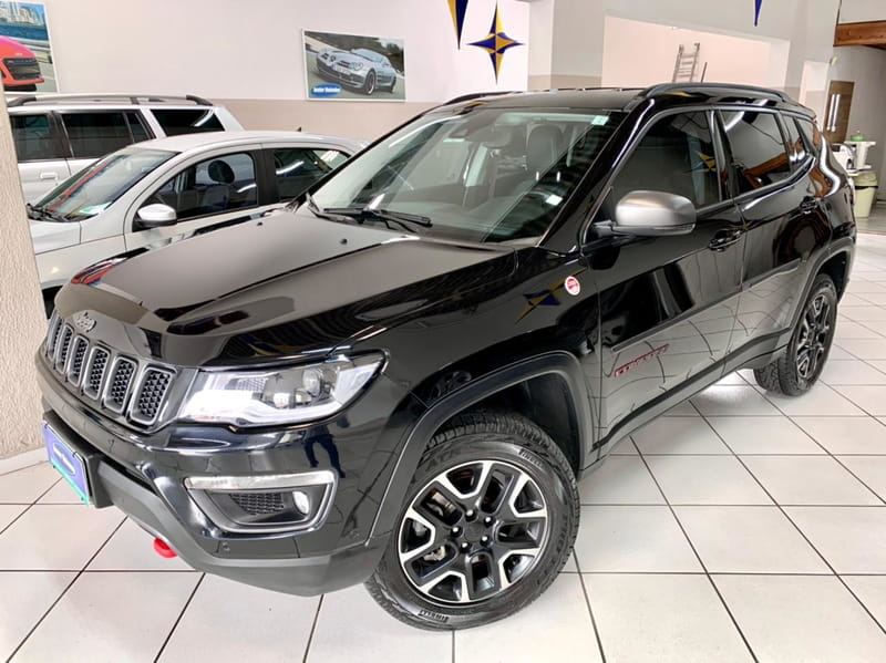 JEEP COMPASS 2.0 16V DIESEL NIGHT EAGLE 4X4 AUT