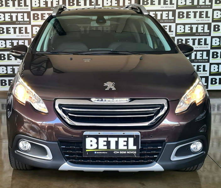 PEUGEOT 2008 GRIFFE AT