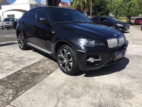 BMW  X6 XDRIVE 50I 4.4T V8 BLINDADO