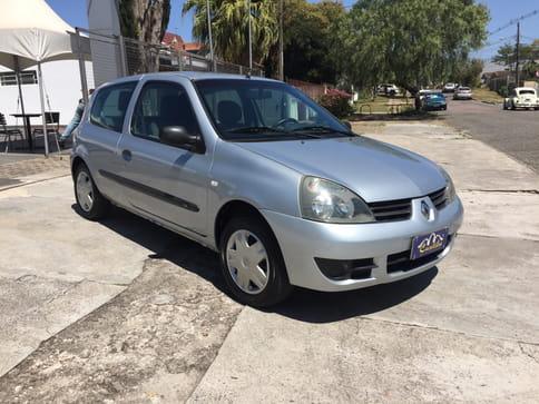 RENAULT CLIO AUTHENTIQUE 1.0 8V 2P
