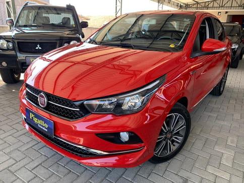 FIAT CRONOS PRECISION 1.8 16V FLEX MEC.