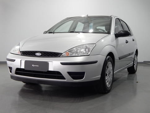 FORD FOCUS 1.6 FLEX HA