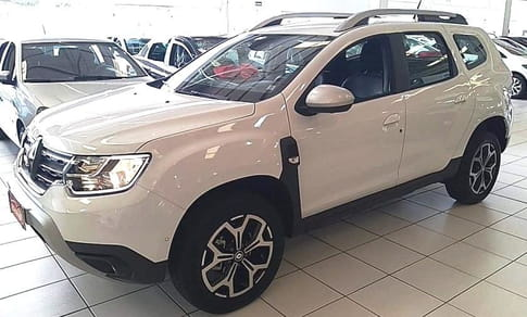 DUSTER ICONIC 1.6 CVT FLEX 2021 FLEX