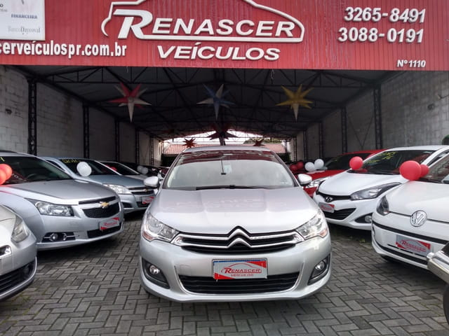 CITROEN C4 LOUNGE A 2L TEND