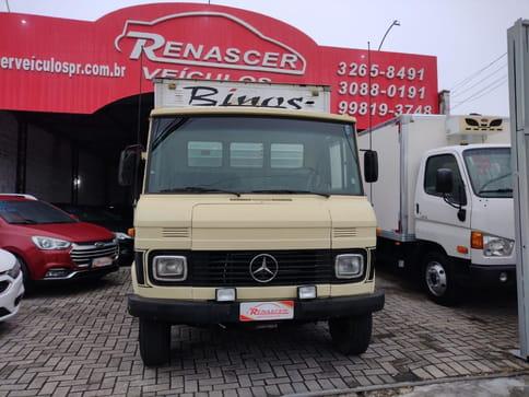MERCEDES-BENZ L 608 D