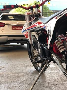 MXF MOTO CROSS 125 CC PRO SERIES