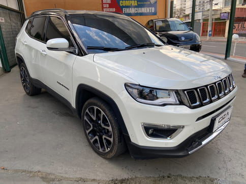 JEEP COMPASS LIMITED HIGH TECH 2.0 4X2 FLEX AUT
