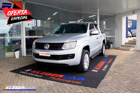 VOLKSWAGEN AMAROK 2.0 CD 4X4 S DIESEL MANUAL