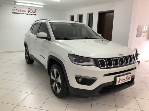 JEEP COMPASS LONGITUDE 2.0 FLEX AUT