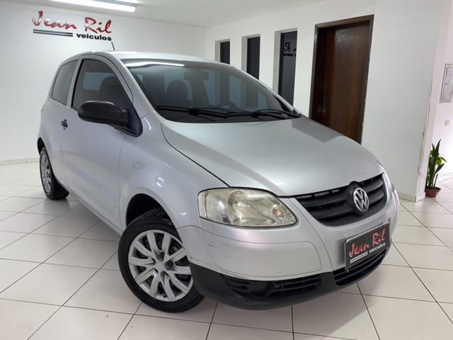 VOLKSWAGEN FOX HATCH 1.0 8v(City) 2P