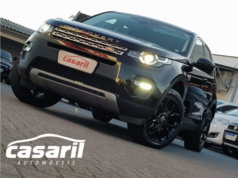 LAND ROVER DISCOVERY SPORT 2.0 D180 TURBO DIESEL R-DYNAMIC SE AUT