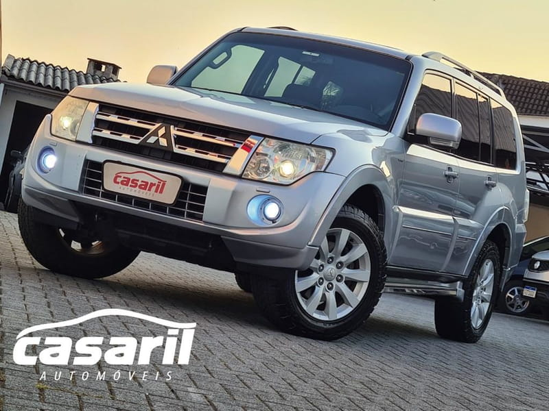 MITSUBISHI PAJERO FULL HPE 4X4-AT 3.8 V-6 2P