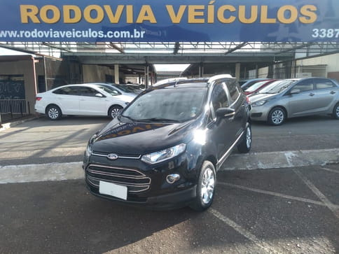 2015 FORD ECOSPORT TIT AT 2.0