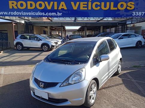 2009 HONDA FIT 1.4 LXL 16V FLEX 4P AUT