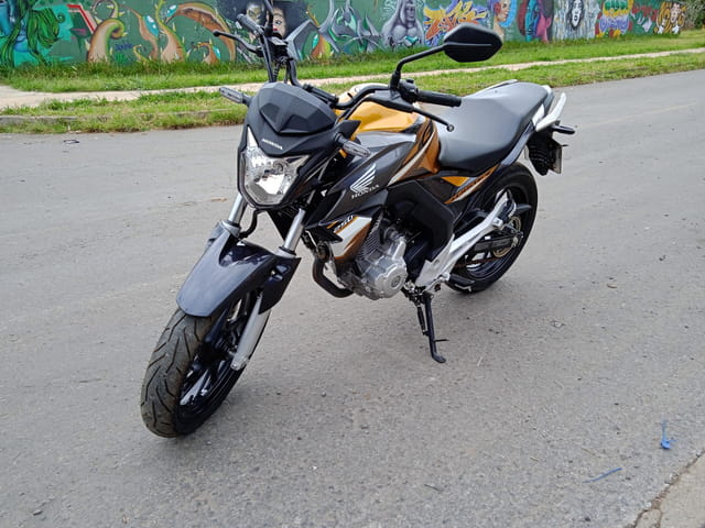 HONDA CB250F TWISTER ABS SPECIAL