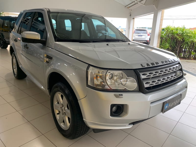 LAND ROVER FREELANDER2 SD4 S