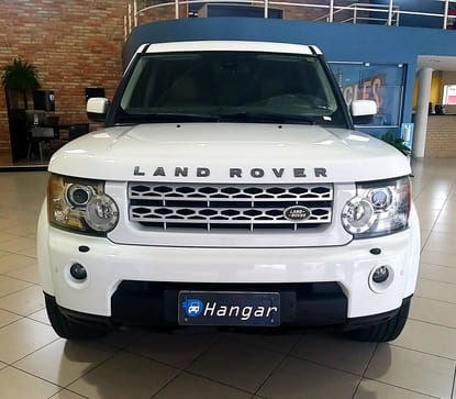 LAND ROVER LR DISCOVERY 4 3.0 SE