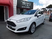 2016 FORD NEW FIESTA 1.6 TITANIUM HATCH 16V FLEX 4P POWERSHIFT