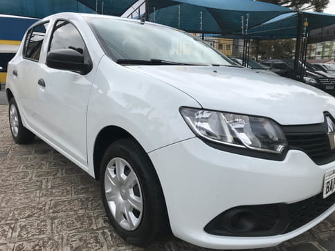 RENAULT SANDERO AUTH. PLUS HI-POWER 1.0 16v 5p
